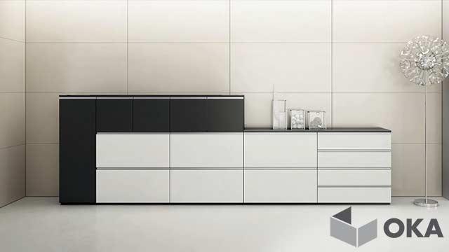 oka schranksystem nahe erfurt weimar jena m bel u k chen by land blankenhain. Black Bedroom Furniture Sets. Home Design Ideas