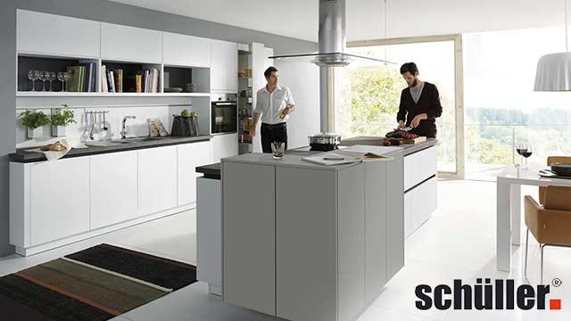 Schüller küchen  SCHÜLLER KÜCHEN in Blankenhain - Möbel u. Küchen by Land - nahe ...