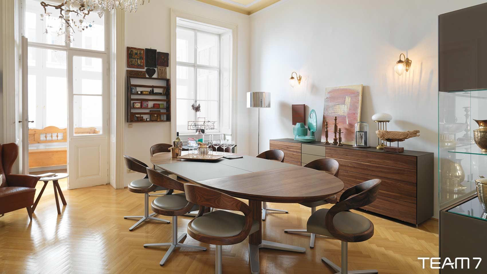 team 7 m bel in blankenhain m bel u k chen by land. Black Bedroom Furniture Sets. Home Design Ideas