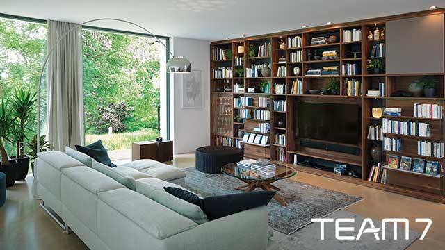 team 7 m bel nahe erfurt jena m bel u k chen by land. Black Bedroom Furniture Sets. Home Design Ideas